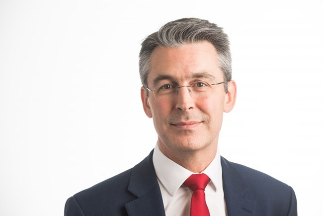 Miles Celic, Member of the WAIFC Board of Directors and CEO of TheCityUK